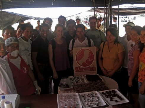 At Huallaga Cacao Day