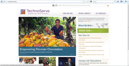 Jay Nargundkar (Sweetening the Deal: Empowering Peruvian Entrepreneurs)